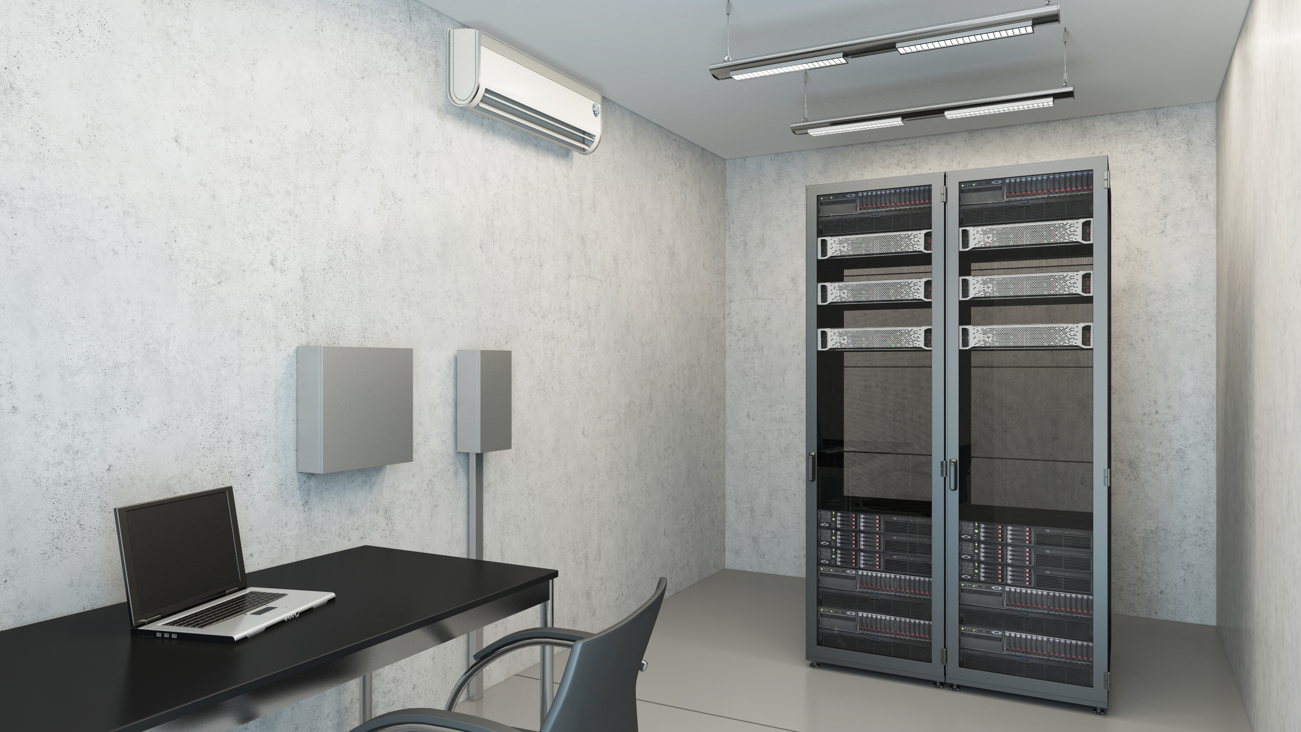 Server Room Air Conditioning Expert Aircon Installations