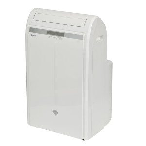 EasyCool 3.5kW portable air conditioner at an Angle (facing left)