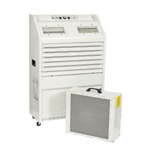 PAC22 6.5kW Angle with Condenser Web PNG